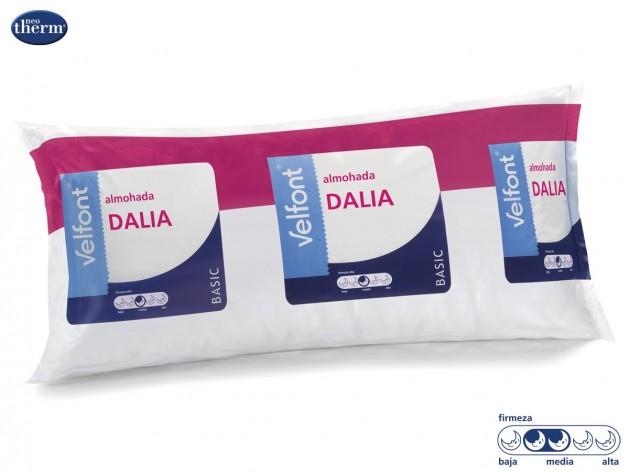 Almohada Dalia de Velfont, blanda y barata