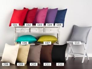 Cojín Liso Color Chicago Barbadella
