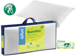 Almohada dura Bambú