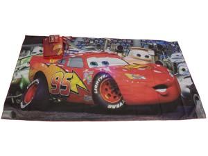 Toalla  Microfibra Cars Rayo McQueen