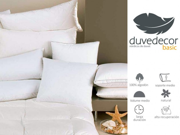 Cuadrante o Relleno para Cojin Standard Duvet de Duvedecor