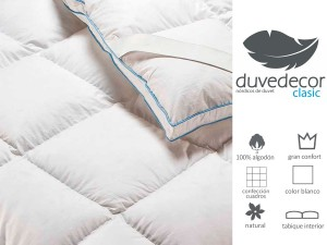 Topper Cubrecolchon Top Duvet Duvedecor