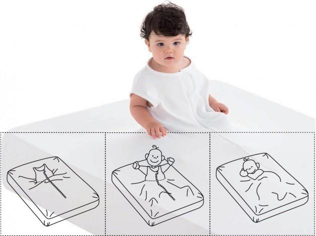 Sábana Fantasma Infantil Algodón
