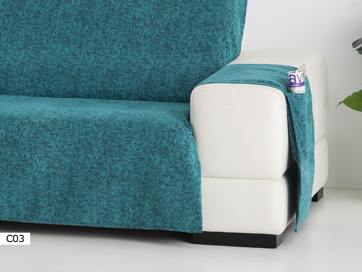 Comrpar funda de chaise longe practica dream de eysa - Funda sofa chaise longue ...