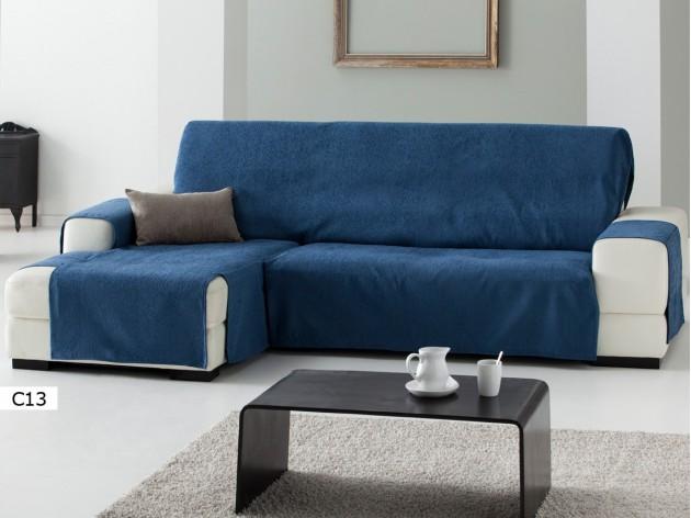 Funda de Chaise Longue Practica Zoco de Eysa C13 azul