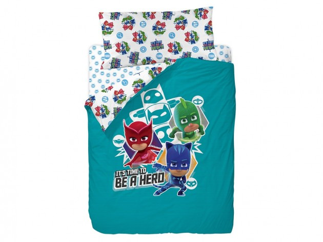 Funda Nórdica Pj Masks Hero