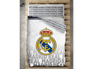 Funda Nórdica Real Madrid Emblema
