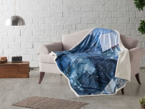 Manta Plaid Patchwork de Lois
