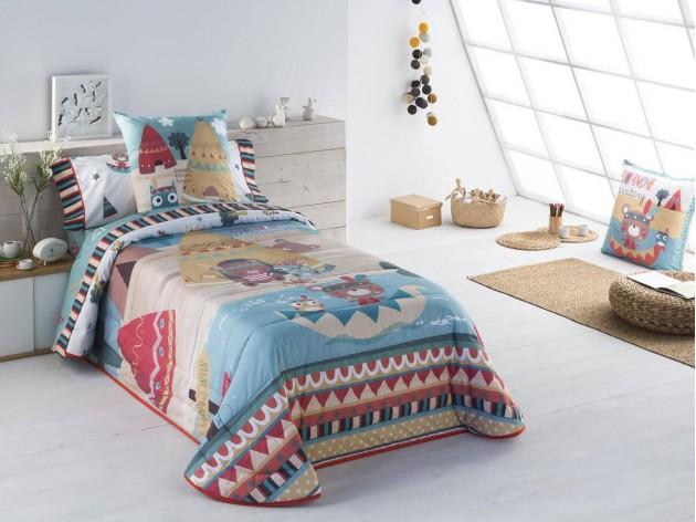 Cobertor para invierno Indi de JVR infantil de algodón