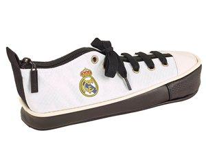 Estuche del Real Madrid Zapatilla Blanca