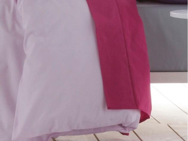Sábanas Lisas Basic de Confecciones Paula color fucsia
