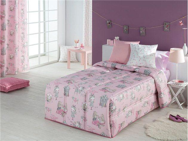 Edredón Comforter Infantil Bears de Confecciones Paula