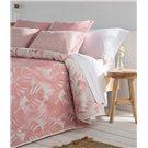Cubrecamas Ibiza de Confecciones Paula rosa