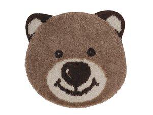 Alfombra Infantil Bear para Baño de 60x60 cm