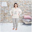 Pijama de Niña para Invierno Floren