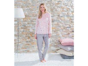 Pijama de Mujer Jade para Invierno