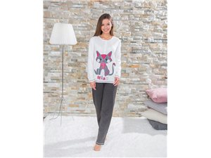Pijama de Mujer Lea para Invierno