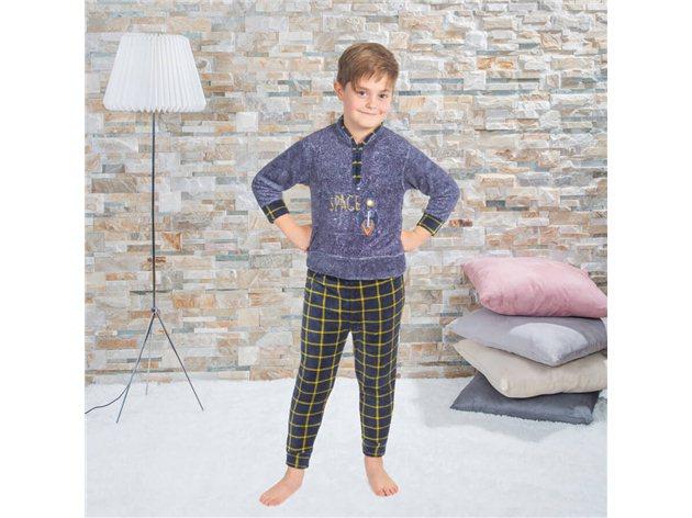 Pijama de Niño para Invierno Noel