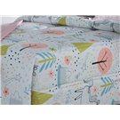 Comforter Infantil Confecciones Paula Unicornio