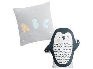 Cojines Penguin de Pekebaby para Bebé