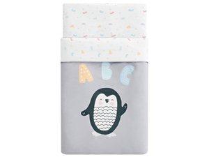 Saco Nórdico de Cuna Penguin Pekebaby