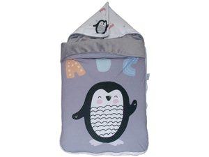 Saco Capazo Bebé Penguin Pekebaby