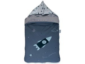 Saco Capazo Space Adventure Pekebaby