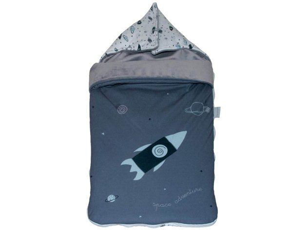 Saco Capazo Space Adventure Pekebaby