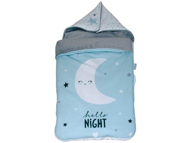 Saco Cuco Bebé Hello Moon Pekebaby