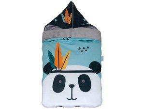 Saquito Impermeable para Cuco Panda de Pekebaby