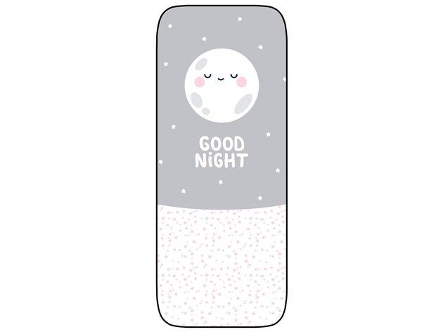 Colchoneta Silla Paseo Ligera Good Night rosa