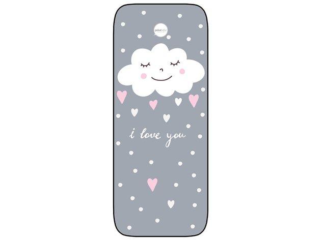 Colchoneta Silla Paseo Ligera Nuvola rosa