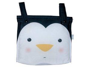 Talega Carro Bebé Pingüino Pekebaby