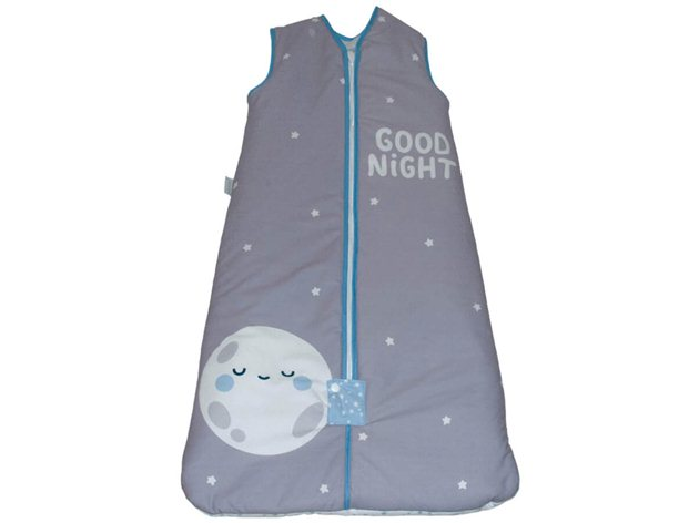 Saco Dormir Bebé Good Night Pekebaby azul