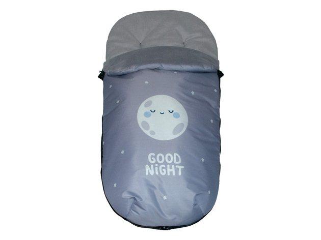 Saco Universal Silla Paseo Good Night azul