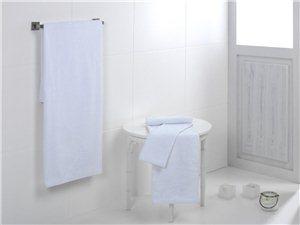 Toallas Blancas Baño Hostelería 600g