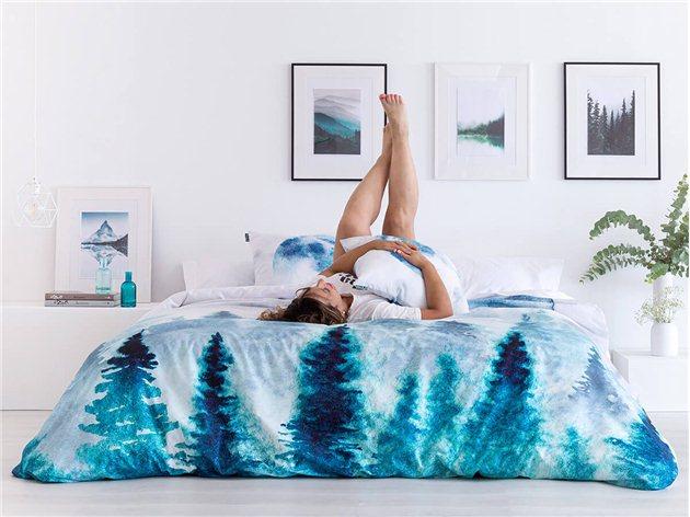 Juego Nórdico Olot de algodón con sábana bajera