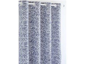 Cortina Confecciones Paula Teide azul