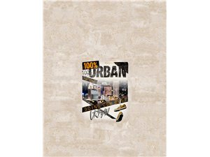 Tela Decoración Panel JVR Urban