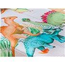 Edredon Ilustrando tus Sueños Dinosaurios