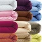 Sábanas lisas y sábanas sueltas por piezas