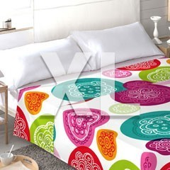 Sabanas camas grandes king size 160 180 y 200cm for Medidas para sabanas king size