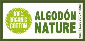 Algodón Nature de Texil Blanca 100% Orgánico