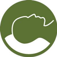 Almohada de látex con núcleo ergonómico que se adapta a la curvatura del cuello, cervicales y cabeza