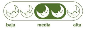 Grado de firmeza de la Almohada Ergonómica Natura de Velfont con Látex Natural