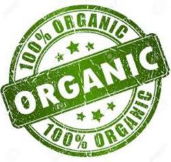 La almohada de látex natural de Velfont Natura tiene el sello 100% producto orgánico