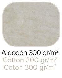 Capa de 300gr de algodón orgánico con certificado de calidad en el Colchón Wilson de la Premier