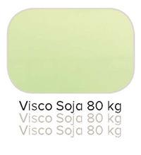 Capa de acolchado termosensible visco soja para el Colchón Farmacia súper duro de La Premier