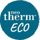 Icono de la Fibra Neotherm Eco patentada por Velfont respetuosa con el medio ambiente