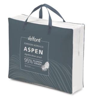 Edredón Nórdico Aspen de Velfont 95% duvet